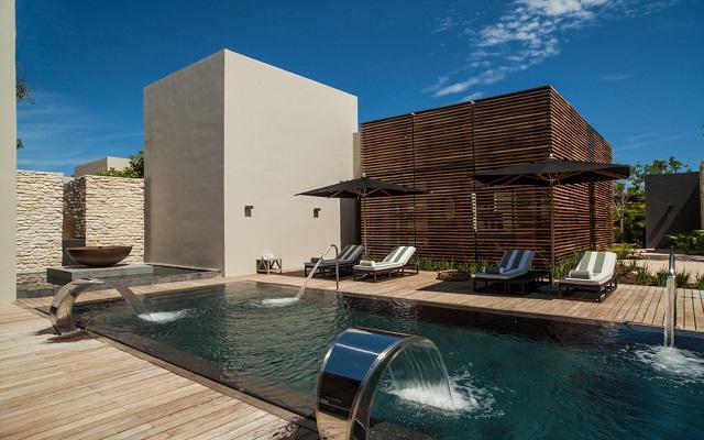 Hotel Nizuc Resort and Spa, hidroterapia