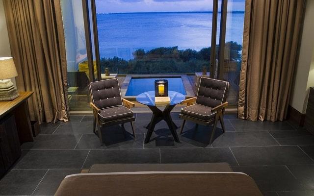 Hotel Nizuc Resort and Spa, habitaciones con vistas increíbles