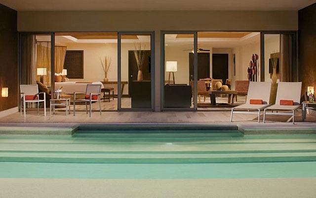 Hotel Now Amber Puerto Vallarta, habitaciones con acceso a la alberca