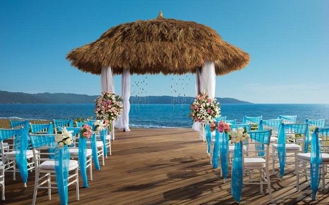 Hotel Now Amber Puerto Vallarta, tu boda como la imaginaste
