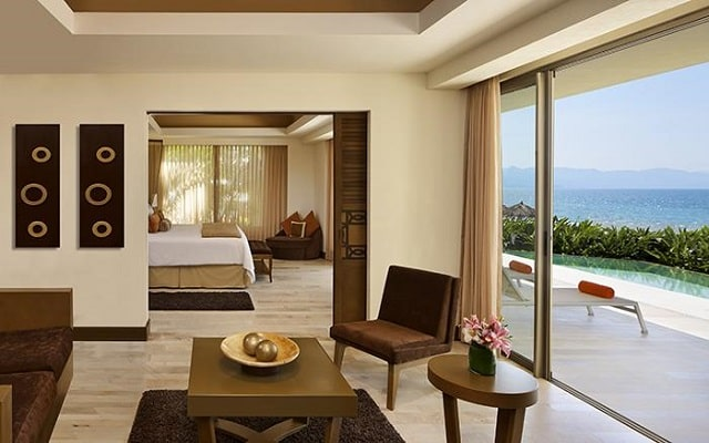 Hotel Now Amber Puerto Vallarta, espacios de diseño