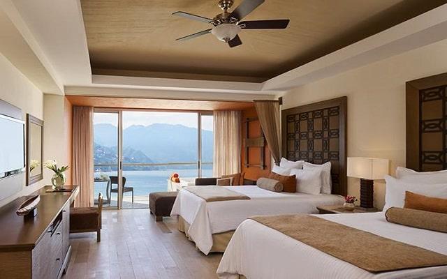 Hotel Now Amber Puerto Vallarta, habitaciones bien equipadas