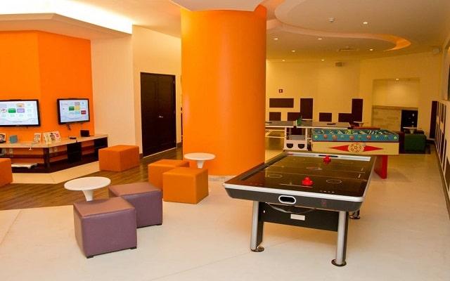 Hotel Now Amber Puerto Vallarta, club de niños y club de adolescentes