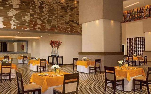 Hotel Now Amber Puerto Vallarta, buena propuesta gastronómica