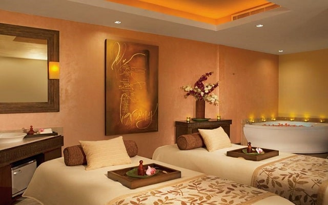 Hotel Now Amber Puerto Vallarta, permite que te consientan en el spa