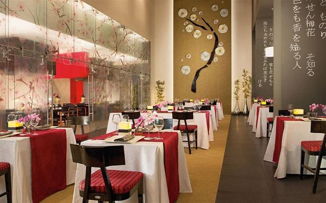 Prueba platillos de la cocina asiática en el Restaurante Himitsu