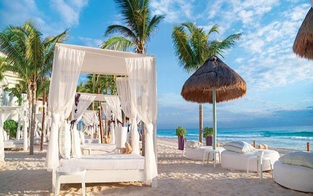 Hotel Now Emerald Cancún, disfruta el Caribe