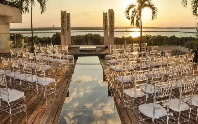 Hotel Now Emerald Cancún, tu boda como la imaginaste
