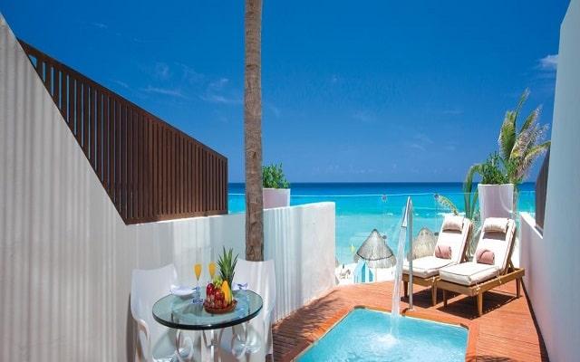 Hotel Now Emerald Cancún, amenidades en cada sitio