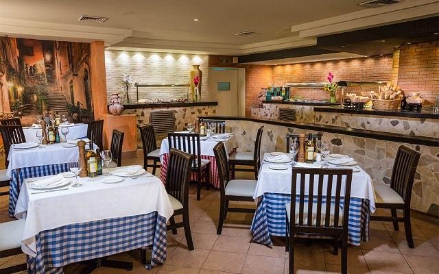 Hotel Now Emerald Cancún Resort & Spa, ambientes agradables
