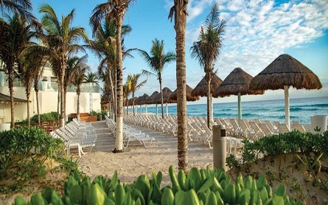 Hotel Now Emerald Cancún, amaneceres asombrosos