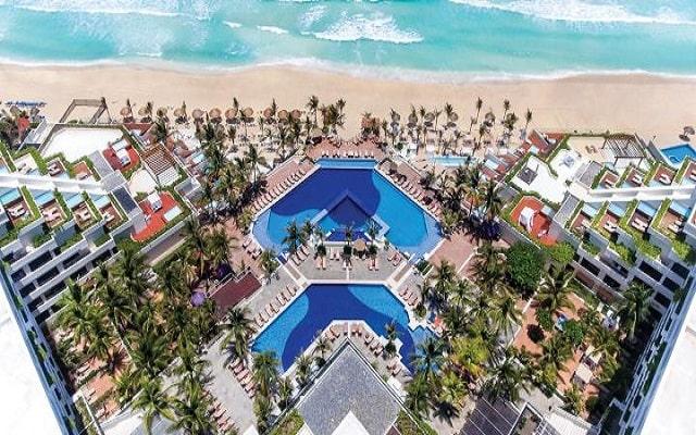 Hotel Now Emerald Cancún, vistas increíbles