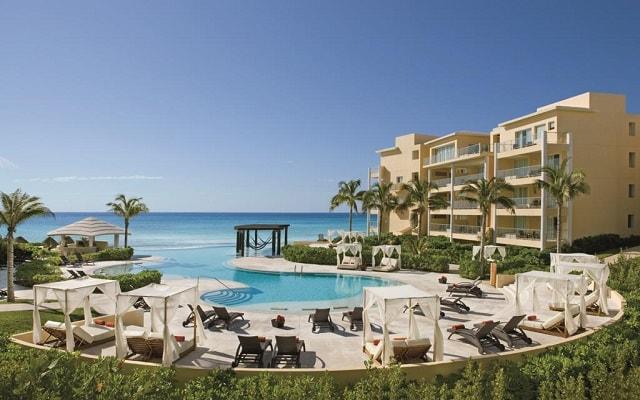 Hotel Now Jade Riviera Cancún, relájate en la comodidad de sus camas bali
