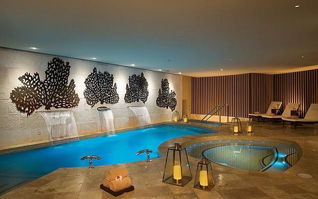 Hotel Now Jade Riviera Cancún, tratamientos agradables en el spa