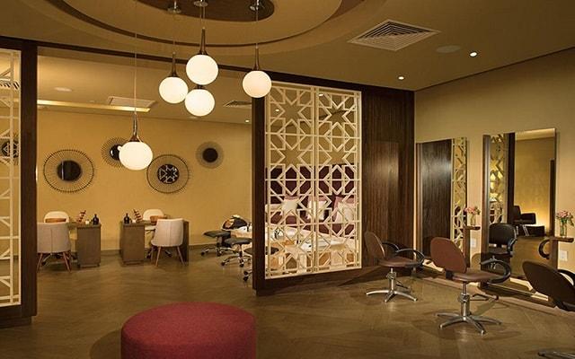 Hotel Now Jade Riviera Cancún, salón de belleza