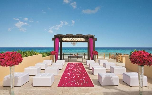Hotel Now Jade Riviera Cancún, tu boda como la imaginaste