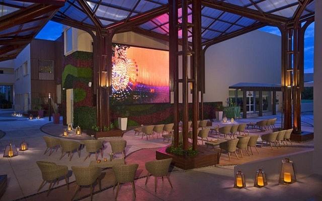 Hotel Now Jade Riviera Cancún, ambientes únicos
