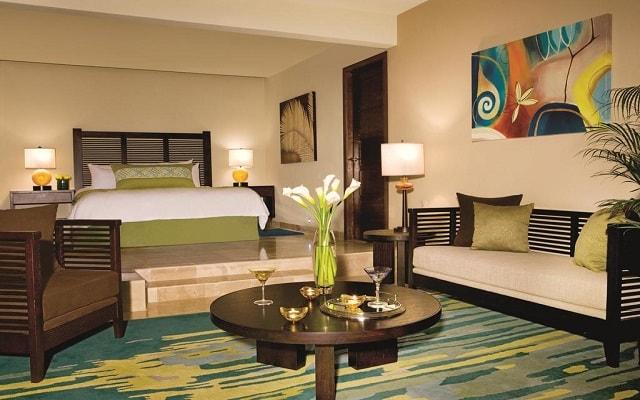 Hotel Now Jade Riviera Cancún, habitaciones bien equipadas
