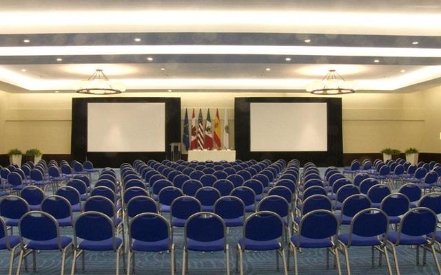Hotel Now Jade Riviera Cancún, salón de eventos