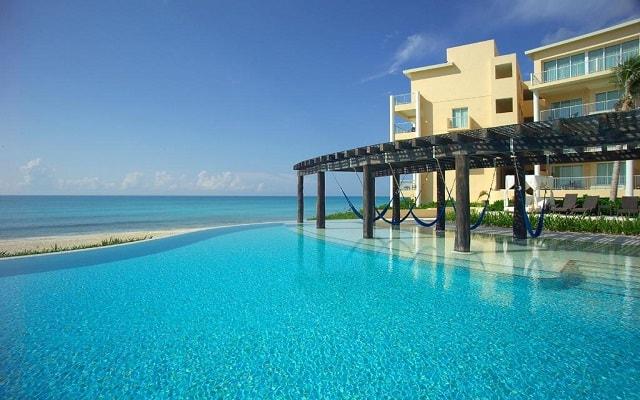 Hotel Now Jade Riviera Cancún, hamacas