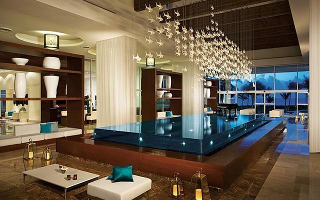 Hotel Now Jade Riviera Cancún, atención personalizada desde el inicio de tu estancia