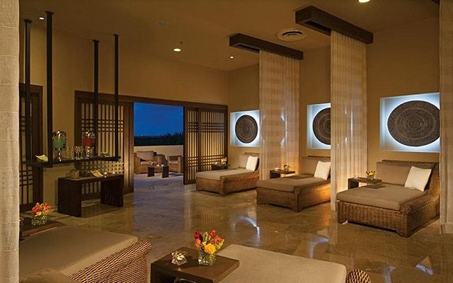 Hotel Now Jade Riviera Cancún, spa