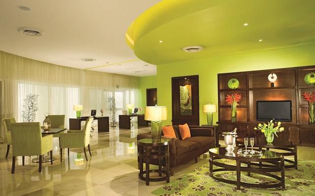 Hotel Now Jade Riviera Cancún, salón ejecutivo