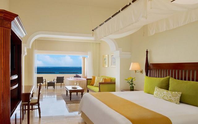 Hotel Now Sapphire Riviera Cancún, espacios acondicionados para tu descanso