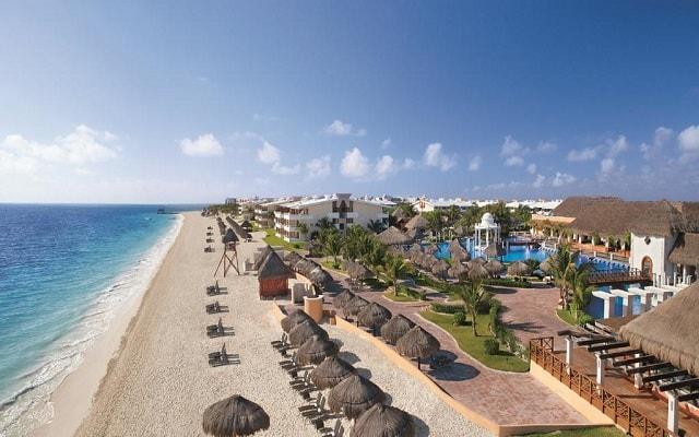 Hotel Now Sapphire Riviera Cancún, relájate en la playa