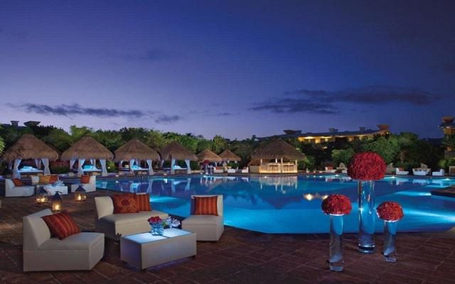 Hotel Now Sapphire Riviera Cancún, ambientes únicos