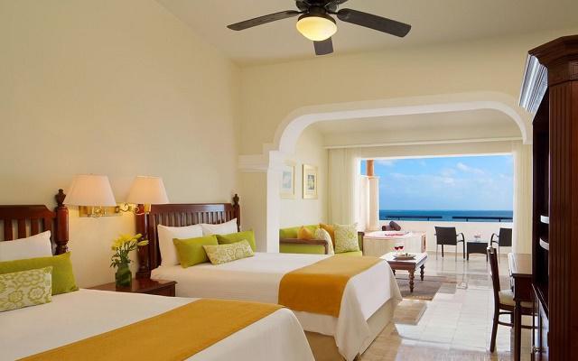 Hotel Now Sapphire Riviera Cancún, amenidades especiales para socios