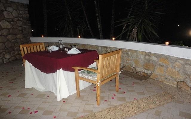 Hotel Nututun Palenque, ambiente romántico