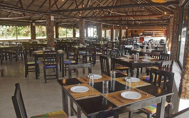 Hotel Nututun Palenque, escenario ideal para tus alimentos