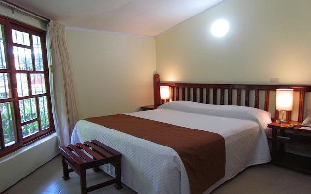 Hotel Nututun Palenque, confort en cada sitio