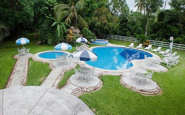Hotel Nututun Palenque en Palenque