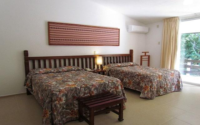 Hotel Nututun Palenque, descansa en el confort de tu habitación