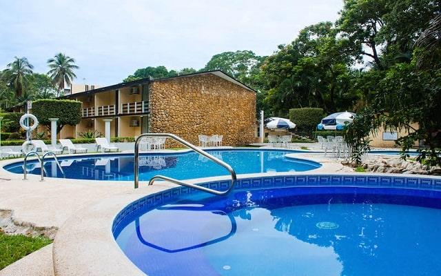 Hotel Nututun Palenque, relájate en el jacuzzi