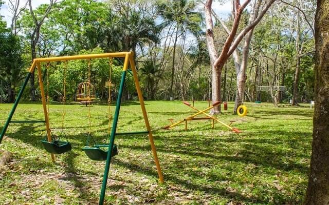 Hotel Nututun Palenque, área de juegos