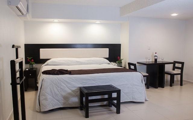 Hotel Nututun Palenque, habitaciones con todas las amenidades