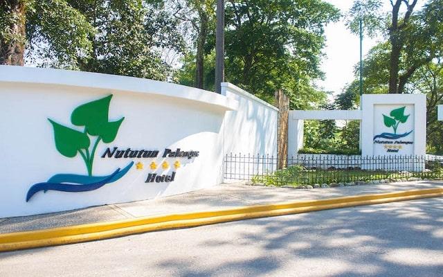 Hotel Nututun Palenque, buena ubicación