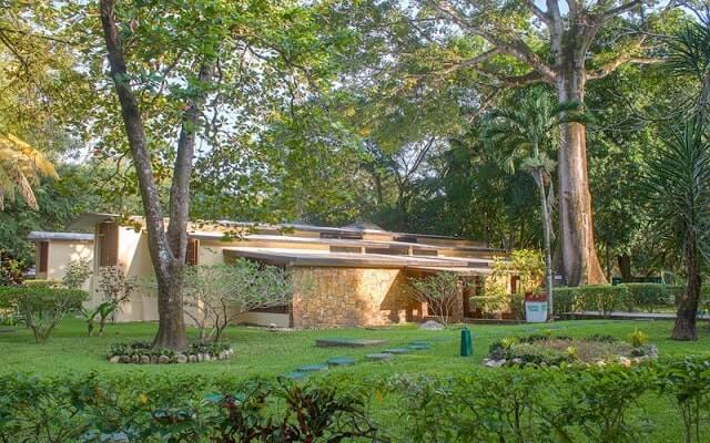Hotel Nututun Palenque, entorno natural