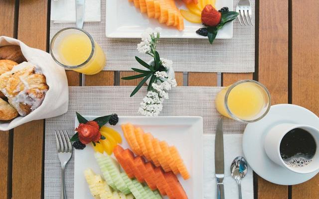 Hotel NYX Cancún, empieza tu día con un rico desayuno