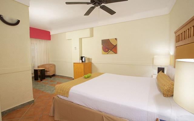 Hotel NYX Cancún, habitaciones bien equipadas