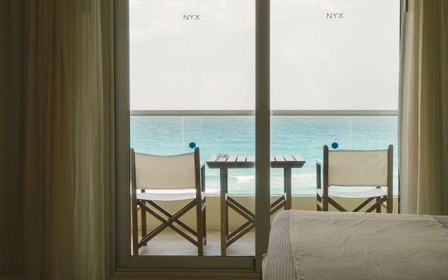Hotel NYX Cancún, relájate en tu habitación con la mejor vista
