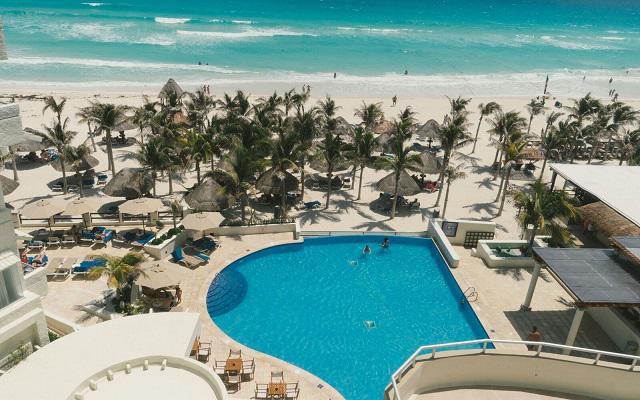 Hotel NYX Cancún, instalaciones llenas de placer