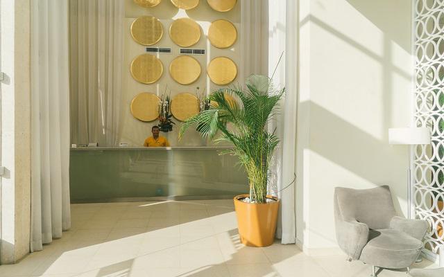 Hotel NYX Cancún, atención personalizada desde el inicio de tu estancia