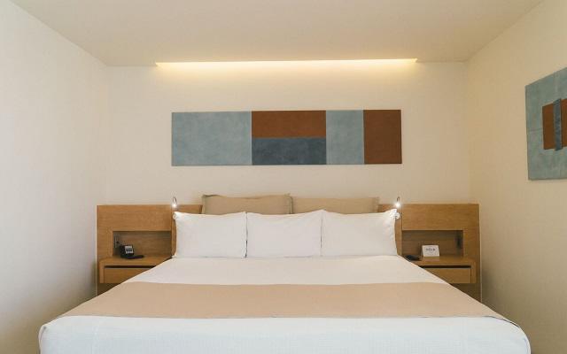 Hotel NYX Cancún, habitaciones cómodas y acogedoras