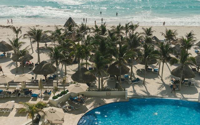 Hotel NYX Cancún, ambientes únicos