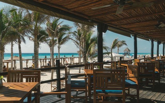 Hotel NYX Cancún, tus alimentos en el mejor escenario