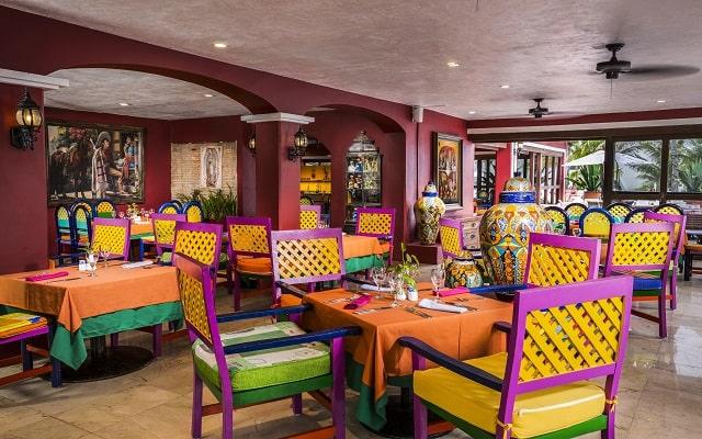Hotel Oasis Cancún Lite, buena propuesta gastronómica